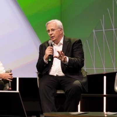 Picture of Jacques Aschenbroich, CEO of Valeo