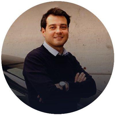 Picture of DULIEU Nicolas, CEO of Clicar