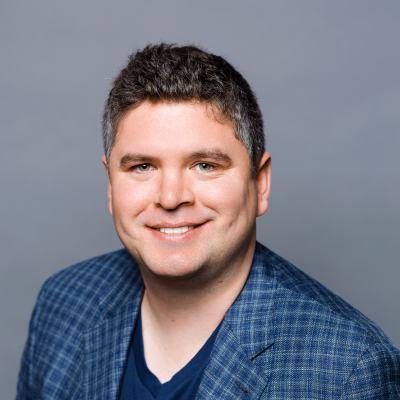 Picture of Andrew Casale, CEO of Index Exchange