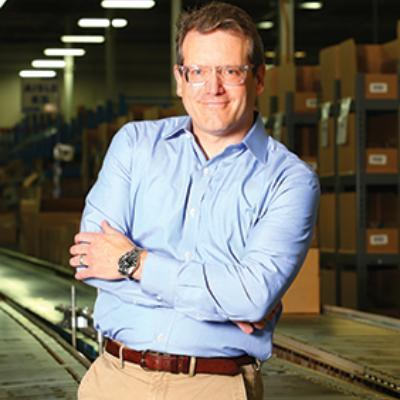 Picture of Mike Wessner, CEO of Galls LLC