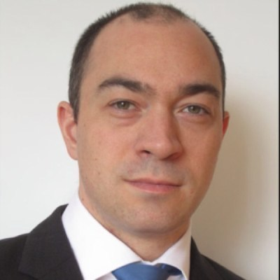 Picture of Matthew Deer, CEO of Swain Group
