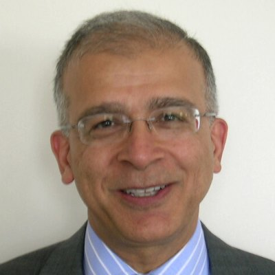 Picture of Sushil Radia, CEO of Westminster Homecare