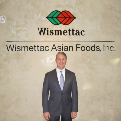 Picture of Mr. Daryl Gormley, CEO of Wismettac Asian Foods Inc
