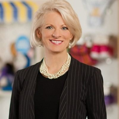 Picture of Sharon Price John, CEO of Build-A-Bear Workshop