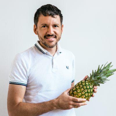 Picture of Fabian Siegel, CEO of Marley Spoon
