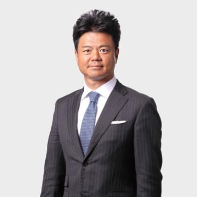 株式会社ウィルオブ・ワークの経営者告野 崇氏の顔写真