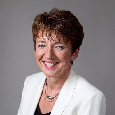 Picture of Dawn Airey, CEO of Getty Images