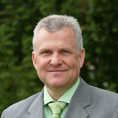Picture of Harald Bieling, CEO of Diakonie Leipziger Land