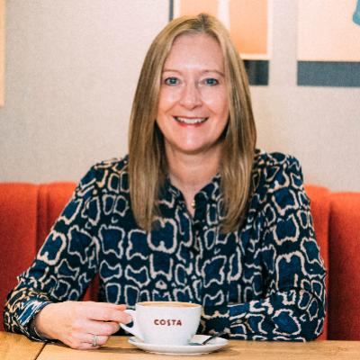 Picture of Jill McDonald, CEO of Costa Coffee