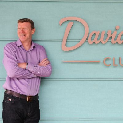Picture of Glenn Earlam, CEO of David Lloyd Leisure