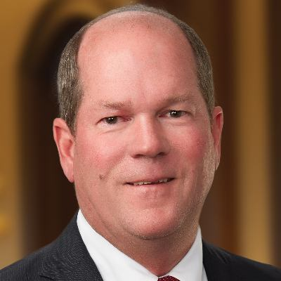 Picture of R. Howard Coker, CEO of Sonoco