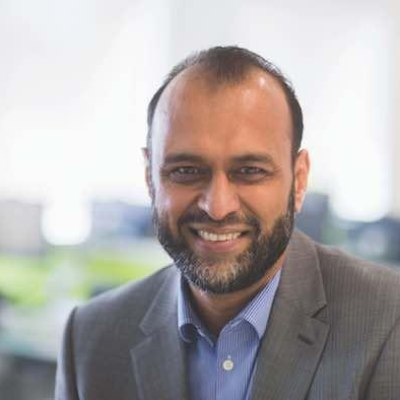 Picture of Javed Khan, CEO of Barnardo's