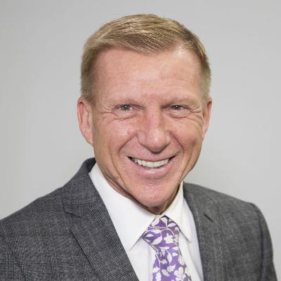 Picture of John van de Laarschot, CEO of Nottingham College