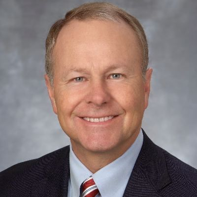 Picture of Steve Purves, CEO of Valleywise Health System