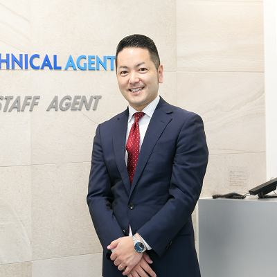 Picture of 渡邊良之, CEO of 株式会社テクニカルエージェント