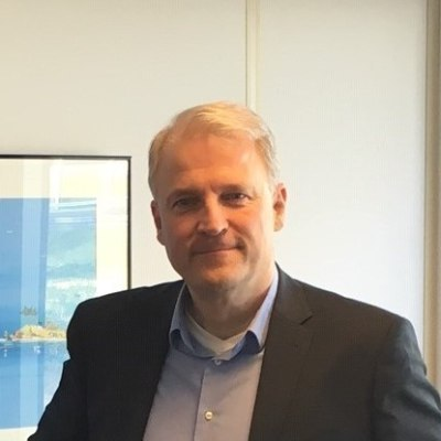 Picture of Frans Hartong, COO, CEO of Intergamma Bouwmarkten