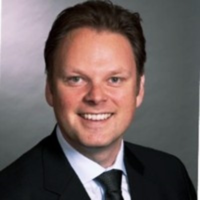 Picture of Darrell King, CEO of Gunther Mele