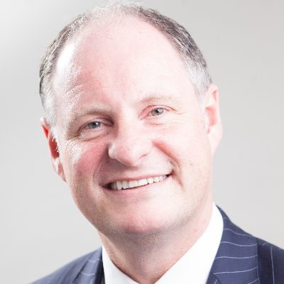 Picture of Andy Bruce, CEO of Lookers