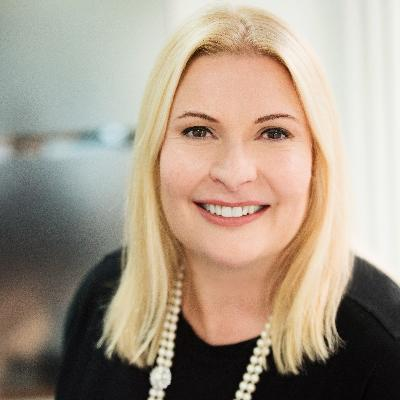 Picture of Fran Currie, CEO of Bank Partners