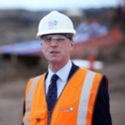 Picture of Peter Simpson, CEO of Anglian Water Services Ltd