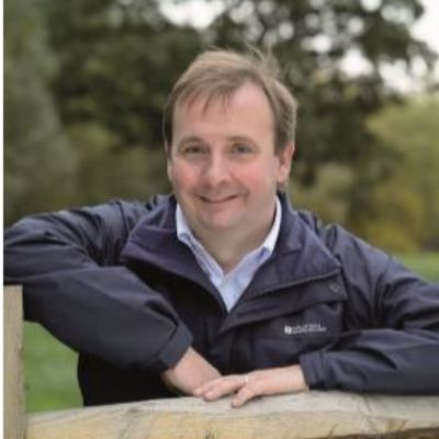 Picture of Mark Neale, CEO of Mountain Warehouse