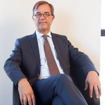 Picture of Jean-Christophe Niel, CEO of IRSN