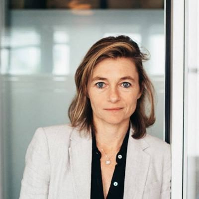 Picture of Axelle DAVEZAC, CEO of Fondation de France