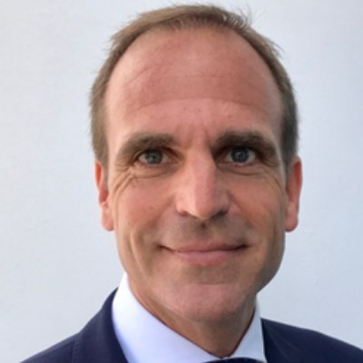 Picture of Marc Lundeberg, CEO of Miracle Ear