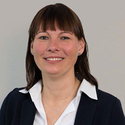 Picture of Jasmin Ohme, CEO of Das Kontaktwerk