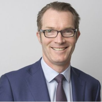 Picture of Patrick Coveney, CEO of GREENCORE