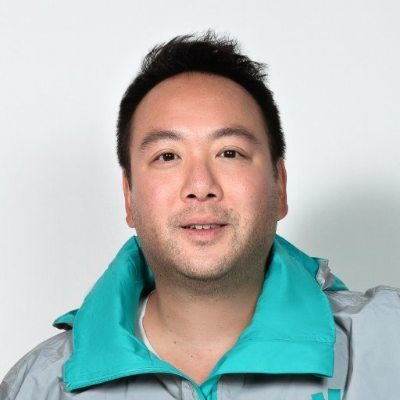 Picture of William Shu, CEO of Deliveroo