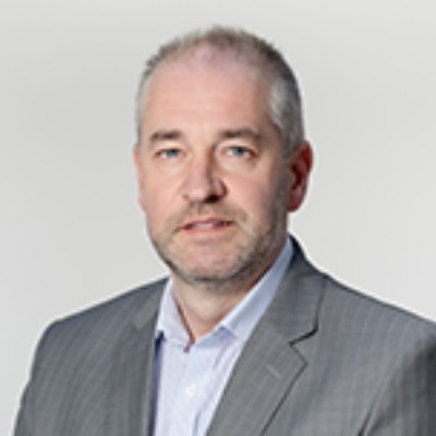 Picture of Joe Haugh, CEO of Zenith Technologies