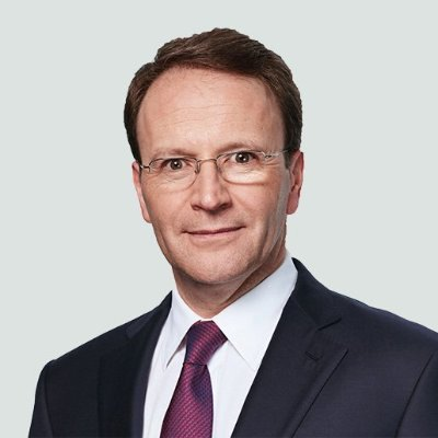 Picture of Mark Schneider, CEO of Nestlé
