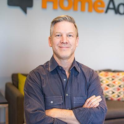 Picture of Chris Terrill, CEO of HomeAdvisor