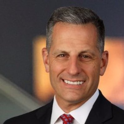 Picture of Jay Nadler, CEO of Clarivate Analytics