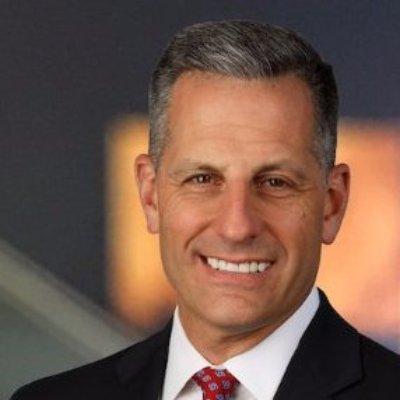 Headshot of Jay Nadler, CEO of Clarivate Analytics
