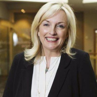 Picture of Christine Holgate, CEO of Australia Post
