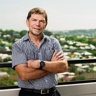 "Picture of Graham ""Skroo"" Turner, CEO of Flight Centre (UK) Limited"