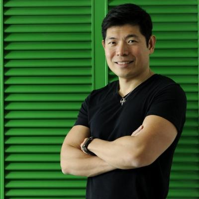Picture of Anthony Tan, CEO of Grab