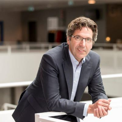 Picture of Stephan Valk , CEO of Parnassia Groep