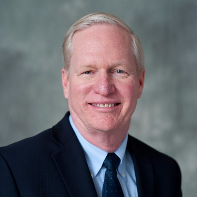 Portrait de Doug Pertz, PDG chez Brink's Incorporated