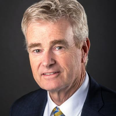 Picture of Ken Lamneck, CEO of Insight