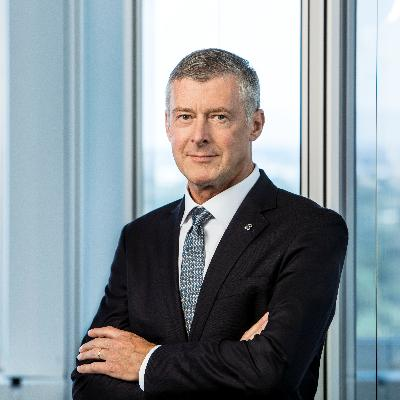Picture of Tom Blades, CEO of Bilfinger SE