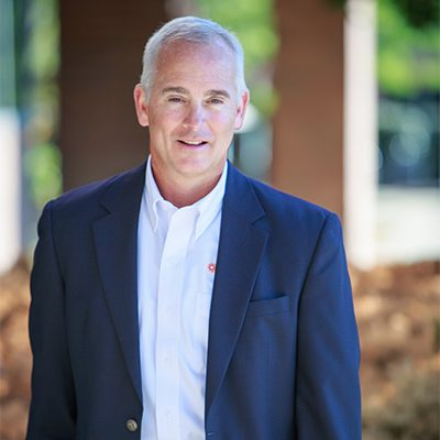 Picture of Bryan Mills, CEO of Community Health Network