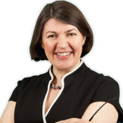 Picture of June O'Sullivan, CEO of London Early Years Foundation