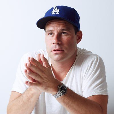 Picture of Bastian Lehmann, CEO of Postmates