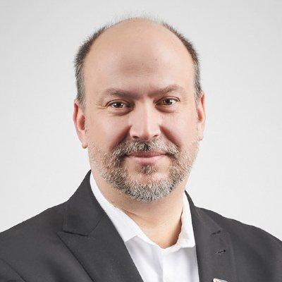 Picture of Denis Gallant, CEO of Voyago