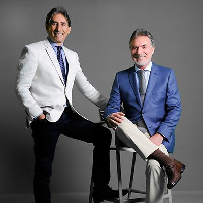 Picture of Juarez Dutra e Guido Savian, CEO of EMBRACON ADMINISTRADORA DE CONSÓRCIO