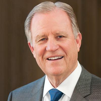 "Picture of Robert L. ""Bob"" Walker, CEO of Texas Scottish Rite Hospital for Children"