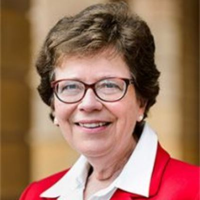 Picture of Chancellor - Rebecca Blank, CEO of University of Wisconsin–Madison